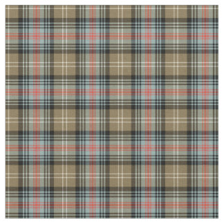 Clan Sutherland Ancient Tartan Fabric