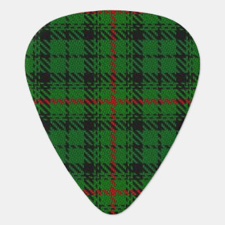 Clan Urquhart Sounds of Scotland Tartan Guitar Pick