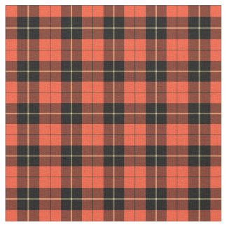 Clan Wallace Ancient Tartan Fabric