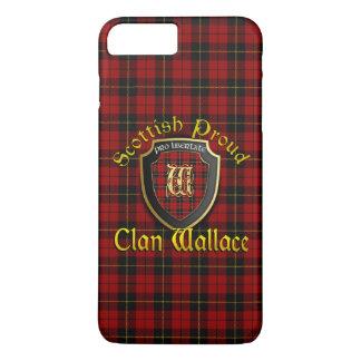 Clan Wallace Scottish Proud iPhone 7 iPhone 7 Plus Case