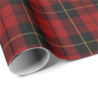 Clan Wallace Scottish Tartan