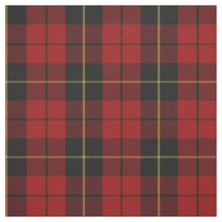 Clan Wallace Scottish Tartan Plaid Fabric