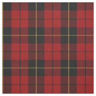 Clan Wallace Scottish Tartan Plaid Fabric