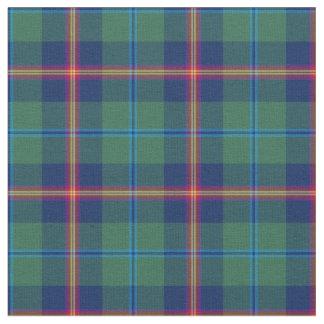 Clan Young Tartan Fabric