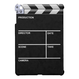 clapboard cinema iPad mini case