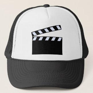 Clapper Board Trucker Hat