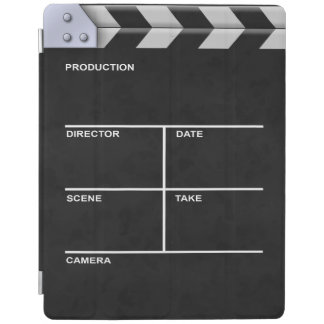Clapperboard Cinema iPad Cover