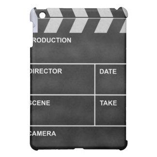 clapperboard cinema iPad mini cover