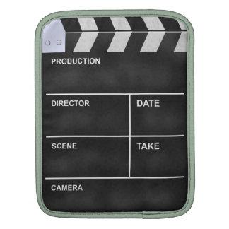 clapperboard cinema iPad sleeve