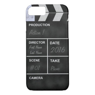 clapperboard cinema iPhone 7 case