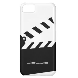 Clapperboard Customizable Cover For iPhone 5C