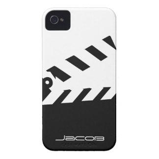 Clapperboard iPhone 4 Case-Mate Case