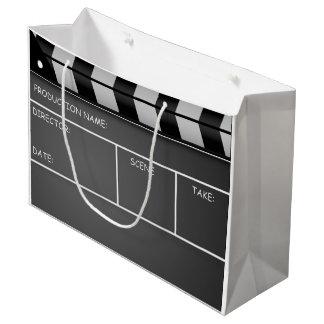 Clapperboard Large Gift Bag