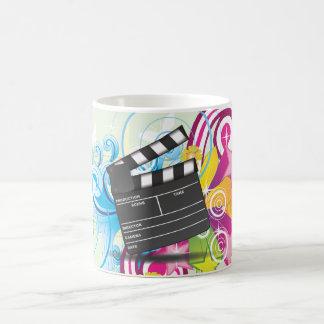Clapperboard Mug