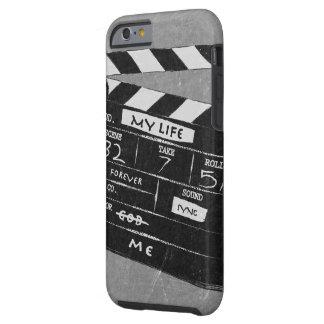 Clapperboard Tough iPhone 6 Case
