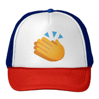 Clapping Emoji Trucker Hat