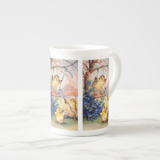 Clapsaddle: Swinging Biddy Tea Cup