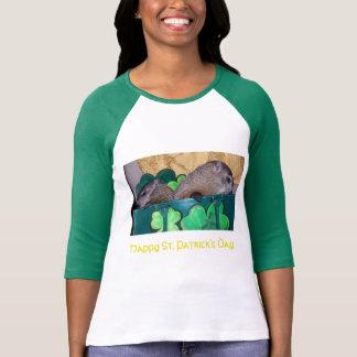 Clara and Maude St. Patrick's Day T-shirt