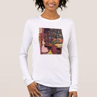 Clara and the Nutcracker Long Sleeve T-Shirt
