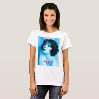 "Clara Bow, the original ""It"" girl T-Shirt"