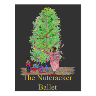 Clara & the Nutcracker Gifts Postcard