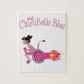 ClaraBelle Blue Puzzle (Rocketchair)