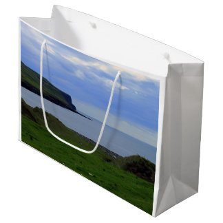 Clare Coast Large Gift Bag