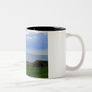Clare Coast Two-Tone Coffee Mug