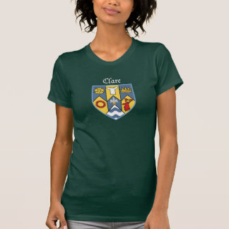 Clare Irish T-shirt