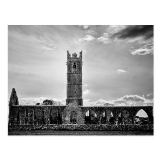 Claregalway Friary Postcard