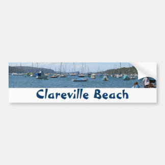 Clareville Beach Bumper Sticker