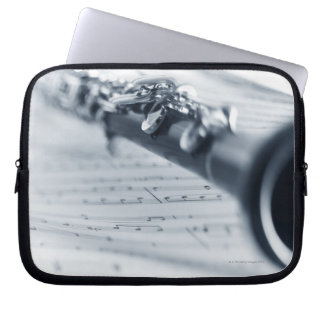 Clarinet Laptop Sleeve