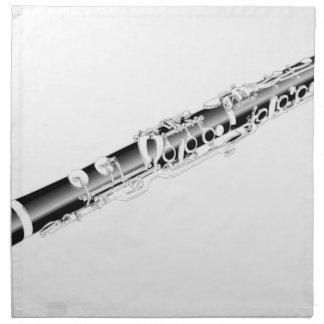 Clarinet Napkin