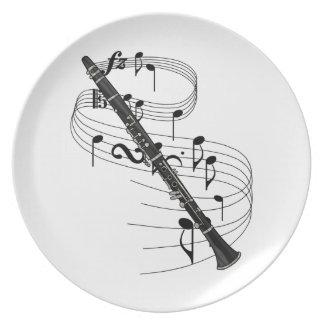 Clarinet Plates