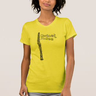Clarinet Rules 3 T-Shirt