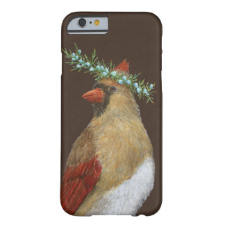 Clarissa the cardinal iPhone case
