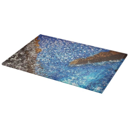 """Clarity"" Glass Cutting Board"