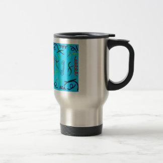 Clarity of Thought Travel Mug