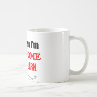 Clark Awesome Family Coffee Mug
