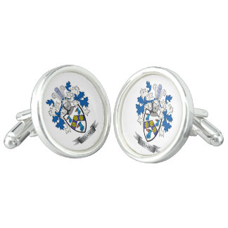 Clark Coat of Arms Cuff Links
