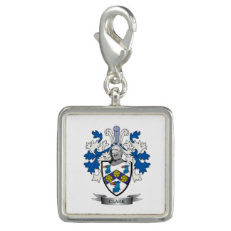 Clark Coat of Arms Photo Charms