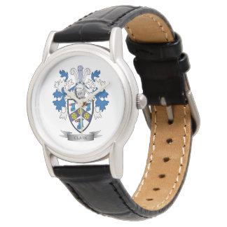 Clark Coat of Arms Watch