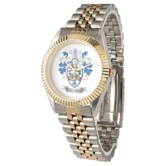 Clark Coat of Arms Wristwatches