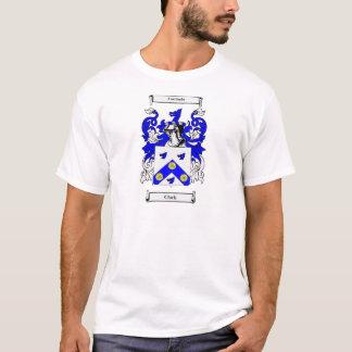 Clark (English) Coat of Arms T-Shirt