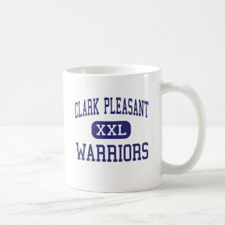 Clark Pleasant Warriors Middle Whiteland Coffee Mug