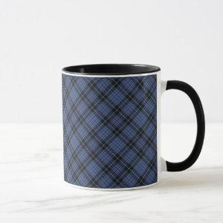 Clark Scottish Clan Tartan Mug