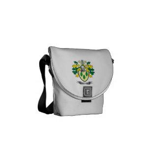 Clarke Coat of Arms Commuter Bag