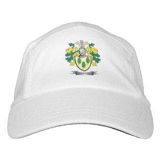 Clarke Coat of Arms Headsweats Hat