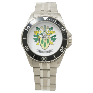 Clarke Coat of Arms Watches