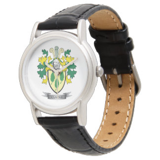 Clarke Coat of Arms Wrist Watches